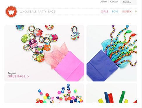 Wholesale Party Bags