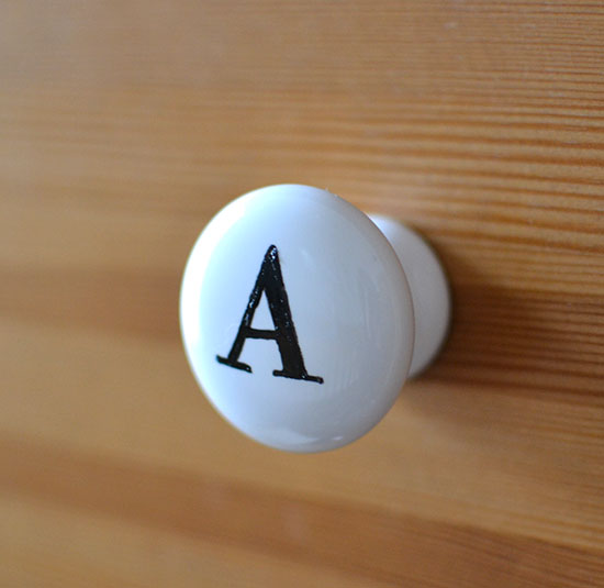 number-knob